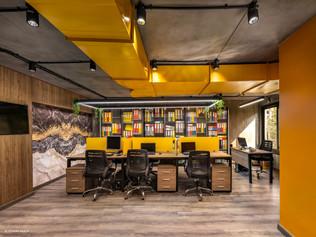 El Badr Office