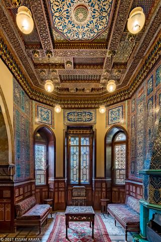 Shakma room at Resindece Saray 1
