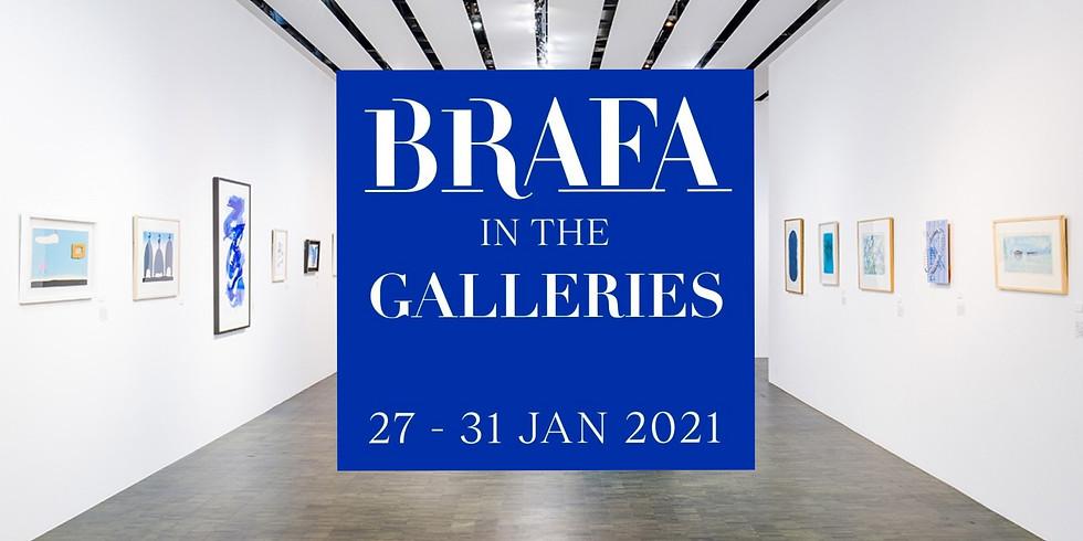 """HOAF Лекция """"Арт галереи и формирование личных коллекций"""" в рамках BRAFA Art Fair в Барселоне"""