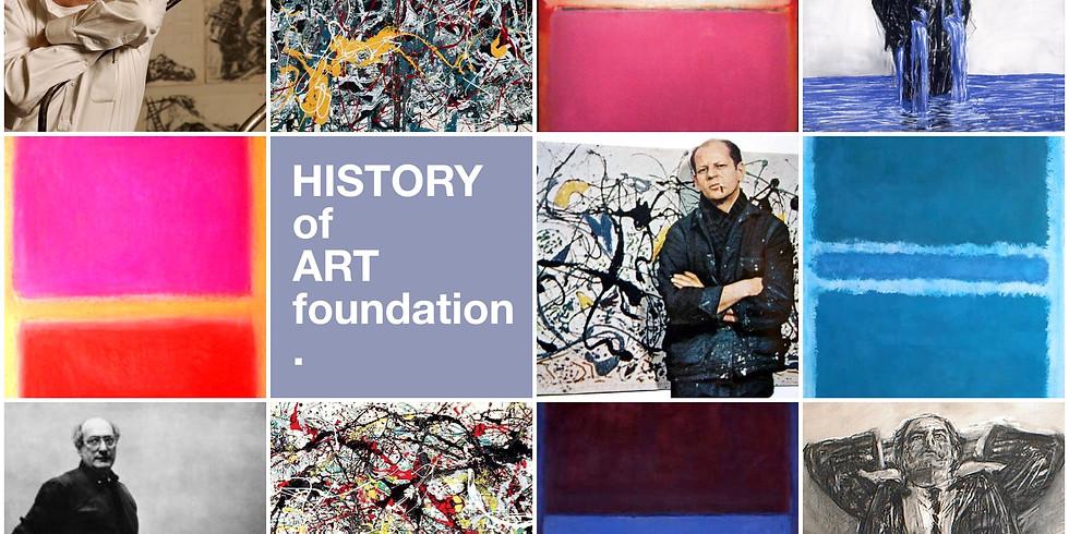 """HOAF Лекция """"Современное искусство: Джексон Поллок, Марк Ротко, Уильям Кентридж"""""""