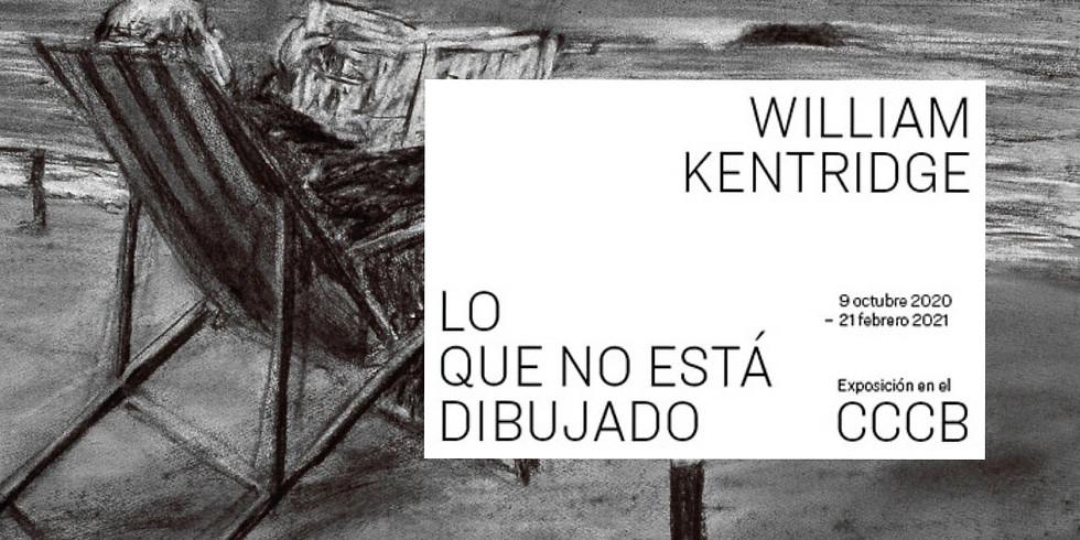 """HOAF Посещение Выставки """"Уильям Кентридж"""" в СССВ Барселона"""