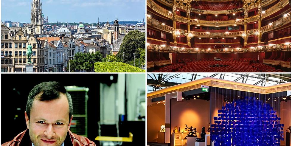 """HOAF Opera Travel - Брюссель Премьера """"Кармен"""" Дмитрия Чернякова - 22-24 Января 2022"""
