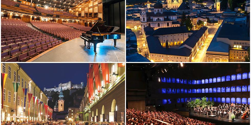 HOAF Opera Travel - Зальцбург 3-6 августа 2021