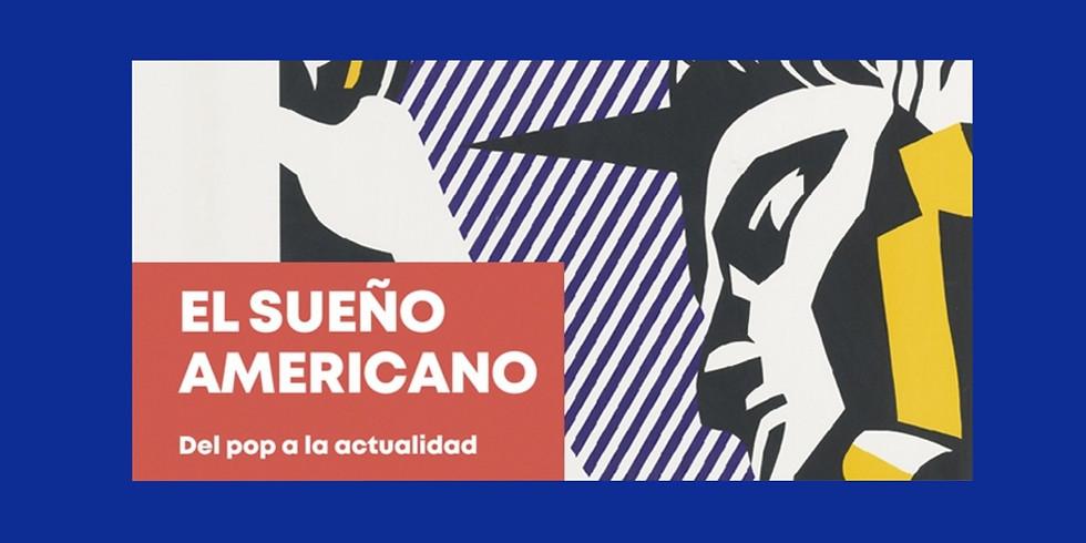"""HOAF Посещение Выставки """"Американский Поп-Арт"""" в CaixaForum Барселона"""