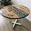 Thumbnail: Стол круглый  с рекой диаметр 1000