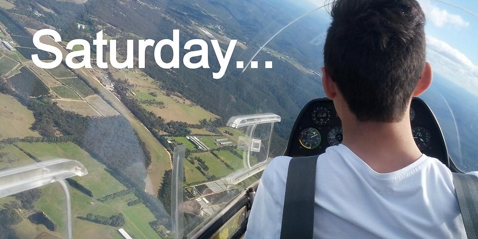 Flying Saturday 14th November