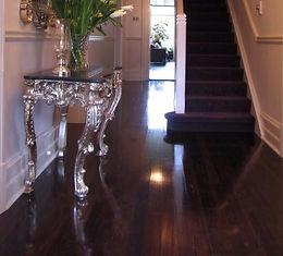Floor Board Polished