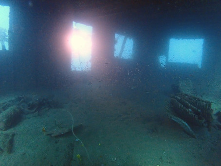 再び「海底ハウス」へ