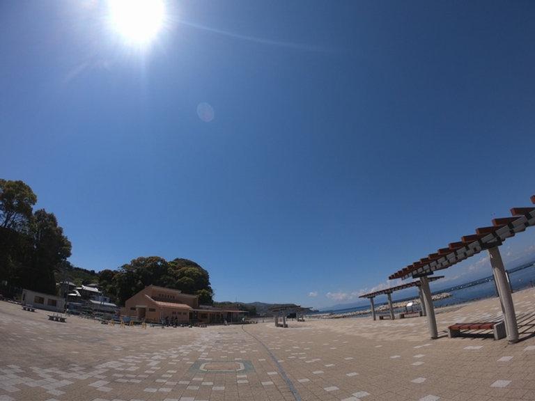 最高の海に入りたい日和.JPG