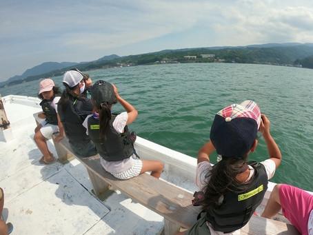 【8月17日】自分たちの住む地域の海を知る
