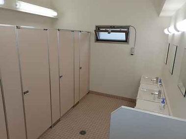 平沢マリンセンターのトイレ