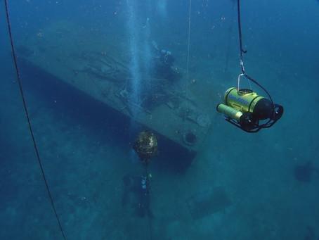海底ハウスの捜索&調査はとりあえずコンプリート