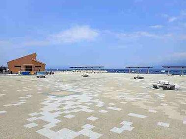 平沢マリンセンターのフリースペース