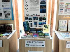 【2月2日】伊豆の海の遊び方紹介展示