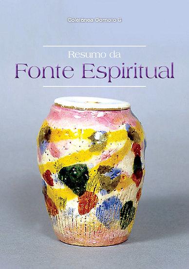 Coletânea Oomoto - Vol. 8 - Resumo da Fonte Espiritual