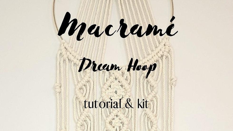 Dream Hoop DIY Kit
