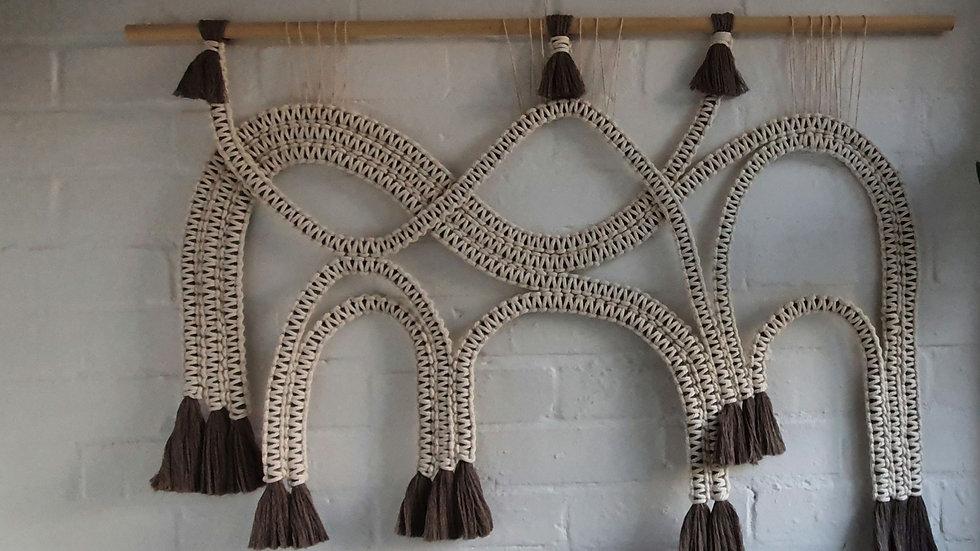 Sahara Rope Art