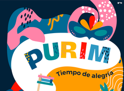 Infografía de Purim