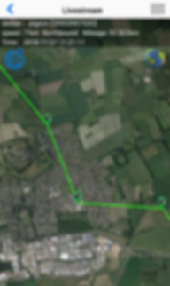 Live GPS Tracking Route image 3