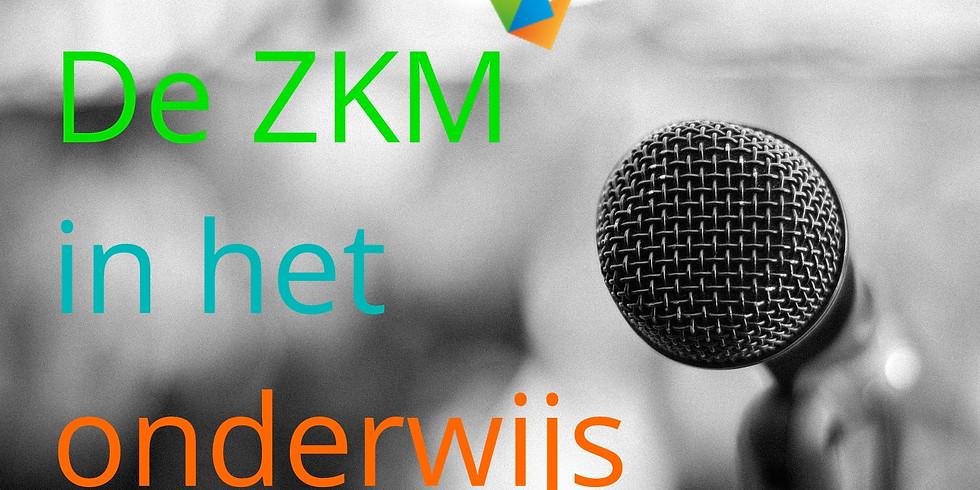 Workshop ZKM & Onderwijs