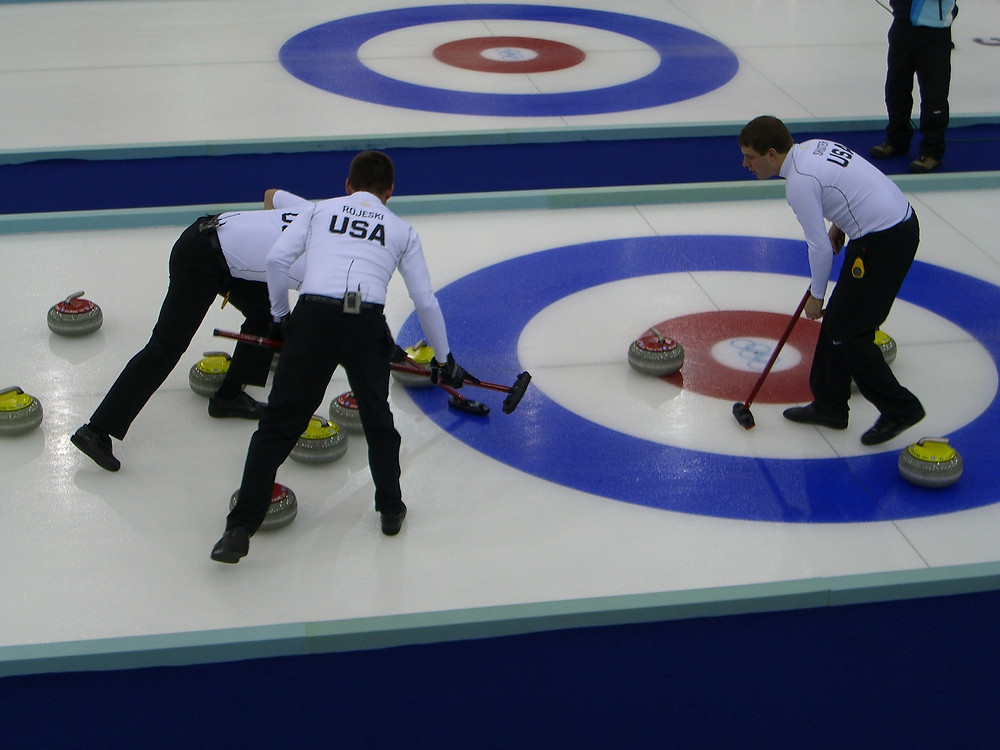 'curling' parents