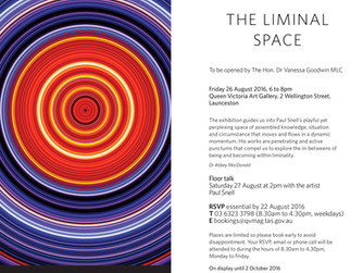 The Liminal Space @ QVMAG Closes March 5th
