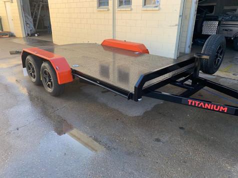 Titanium Car Trailer