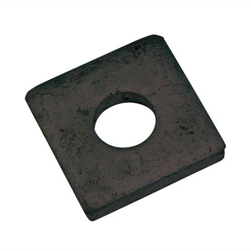 Axle Spring Pad 40x40 - Black