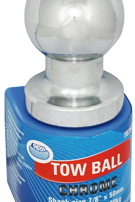 Chrome Towball 3500kg