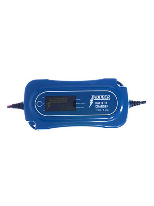 8A Battery Charger