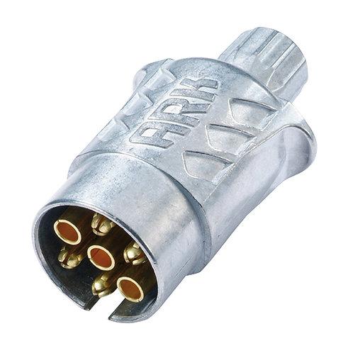 Trailer Plug 7 Pin Large Round