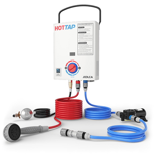 Portable Hot Water Unit