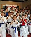 Karate class schedule