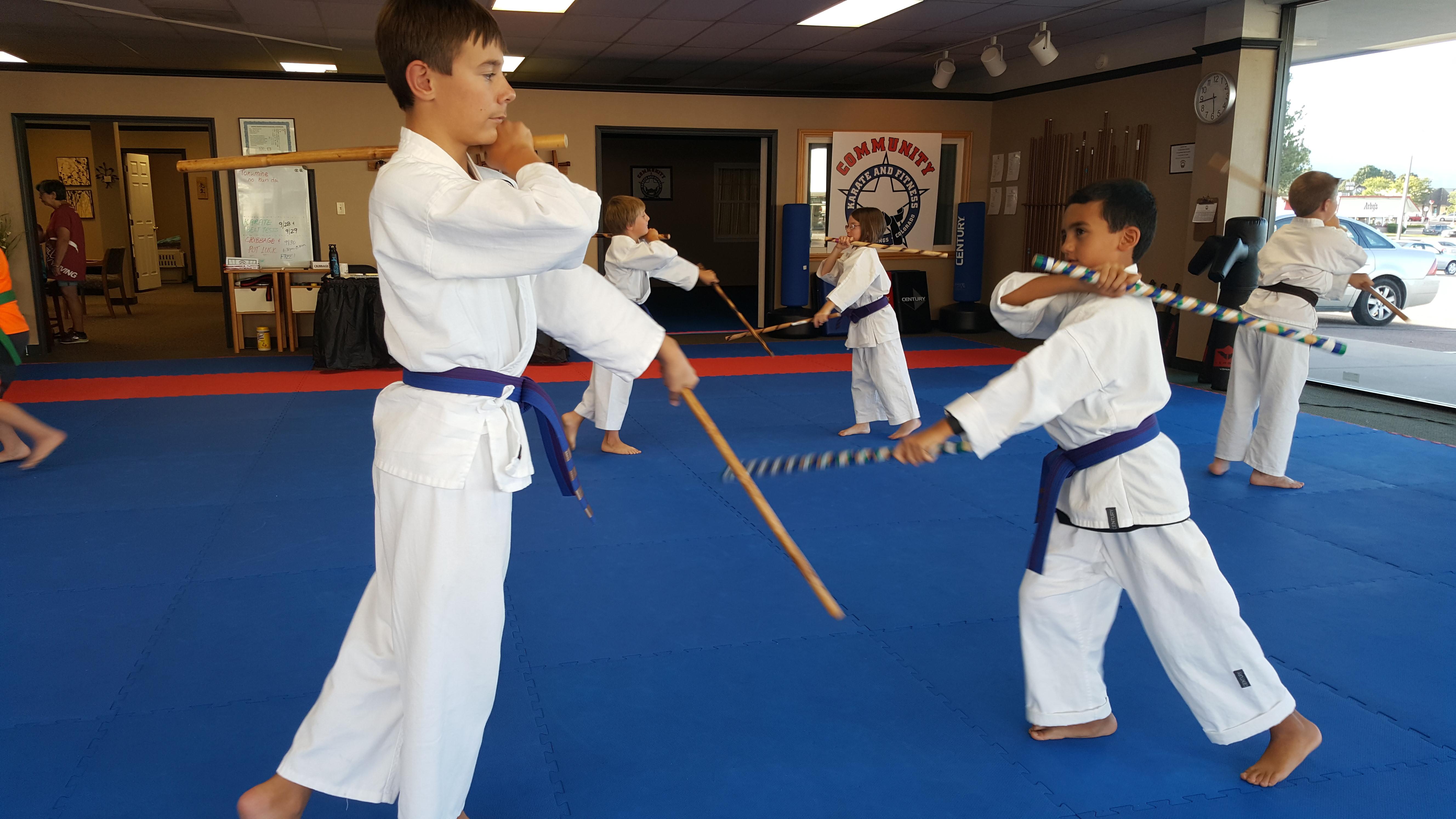 Tween & Teen Karate Class