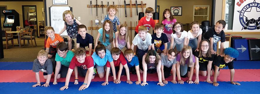 Martial Arts Classes Colorado Springs