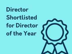 Director & GM shortlisted for Director of year award