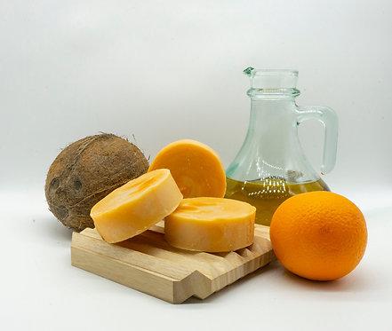 Doğal portakal yağlı sabun