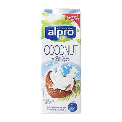 Alpro Vegan hindistan cevizi sütü(250 ml)