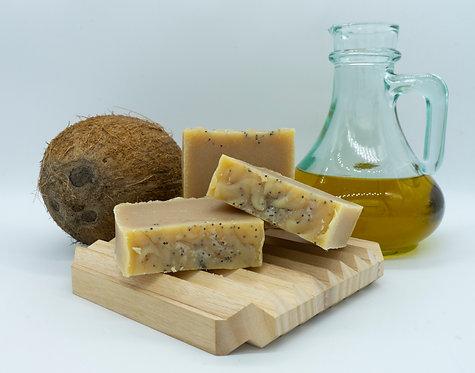 Eşek Sütü ve Çay ağacı doğal sabun
