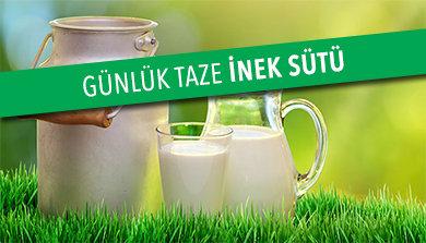 Simental inek sütü 3 lt.