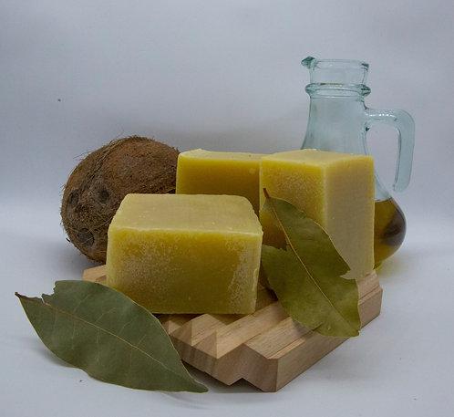 Doğal sızma zeytinyağı ve defne sabunu