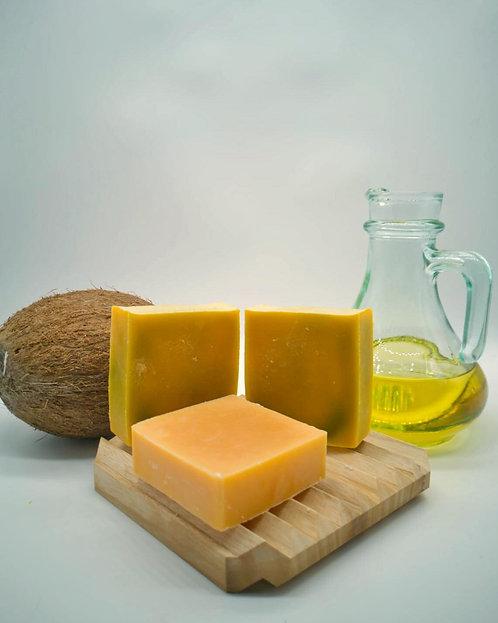 Doğal Kudret Narı ve defne yağlı sabun