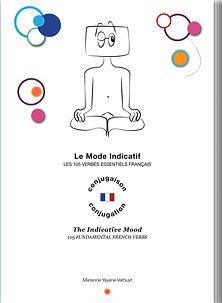 Book: The Indicative Mood: 105 Fundamental French Verbs. Marianne's Alpha Kappa.jpg