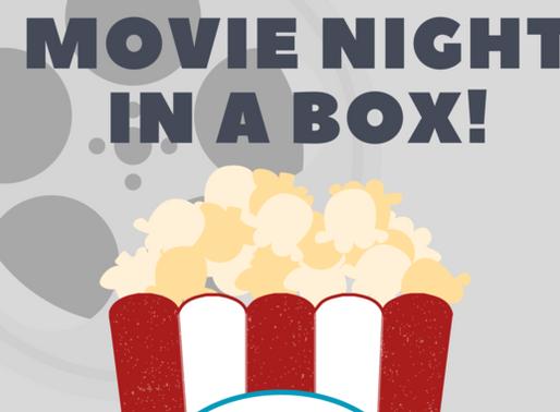 Avalon Theatre Launches Movie Night in a Box