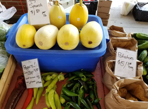 Farmers Market Begins Season at New Location