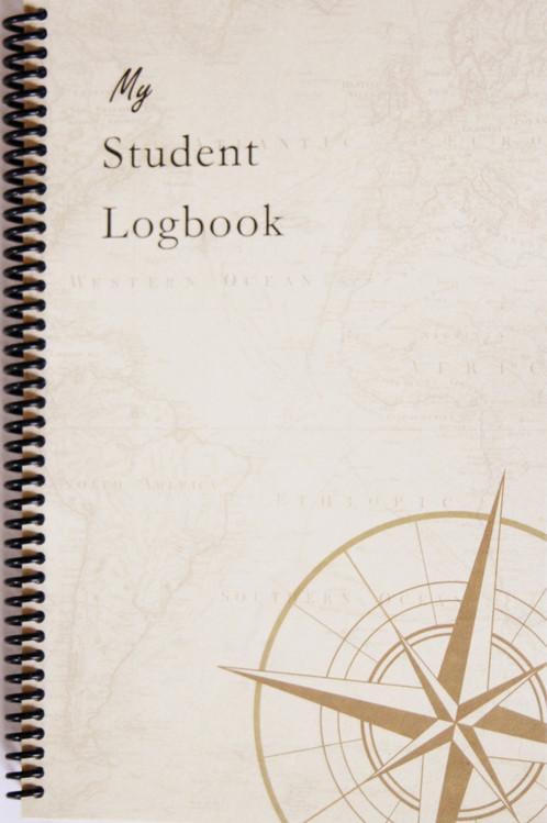 mini logbook dated 2019 calendar year