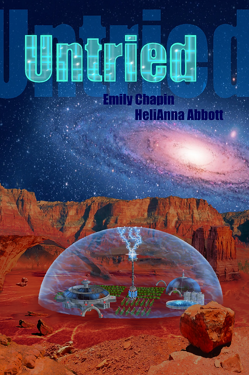 Untried:  Sci-Fi Adventure!  eBook