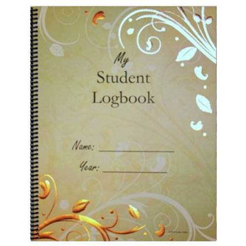 My Student Logbook:  Undated - Golden Vines