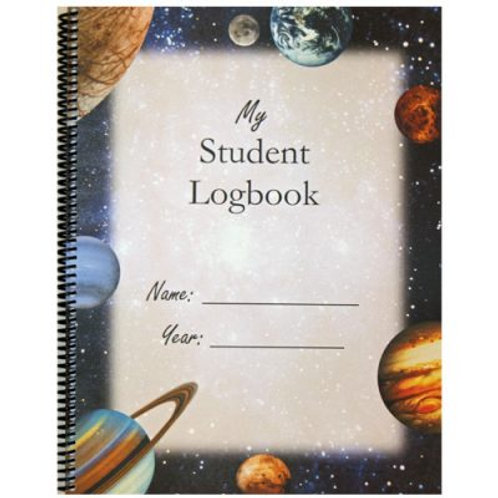 My Student Logbook:  Undated - Planets