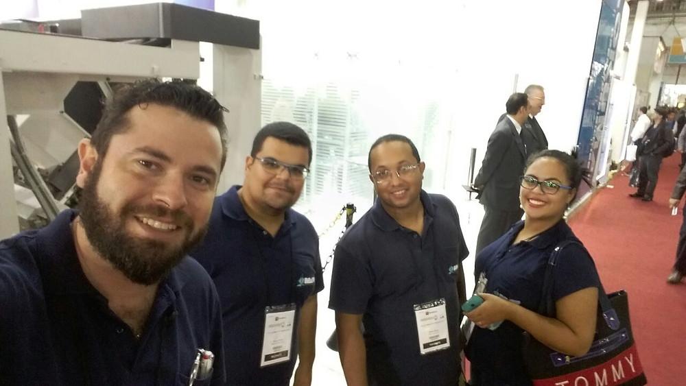 André Bezerra, Bruno, Celso e Tamiris